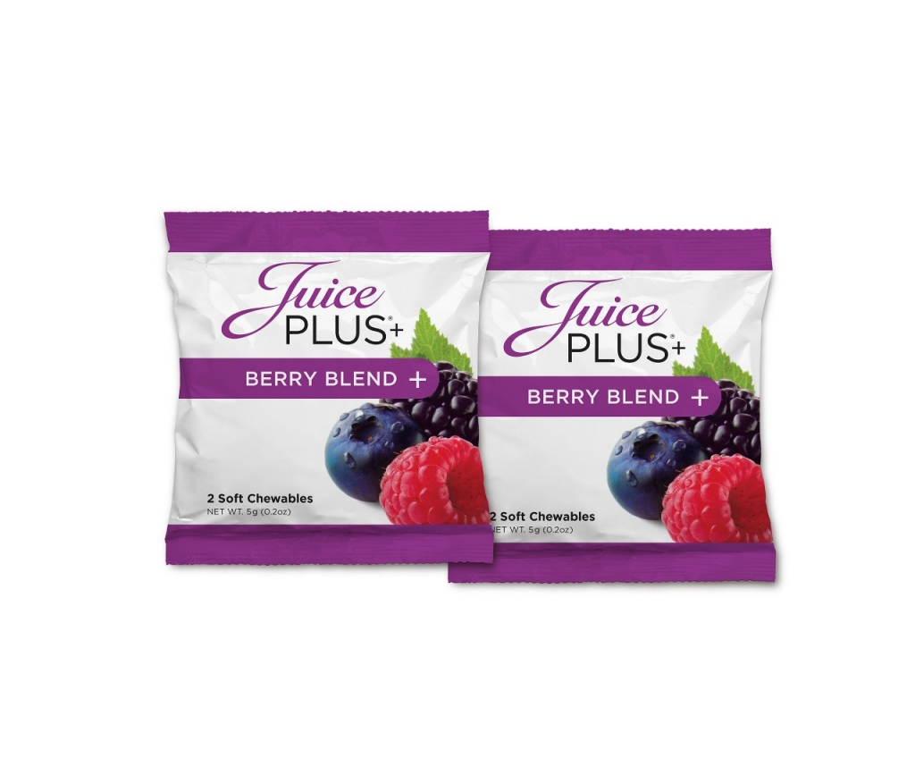 Berry Blend Chewables: Pocket Packs